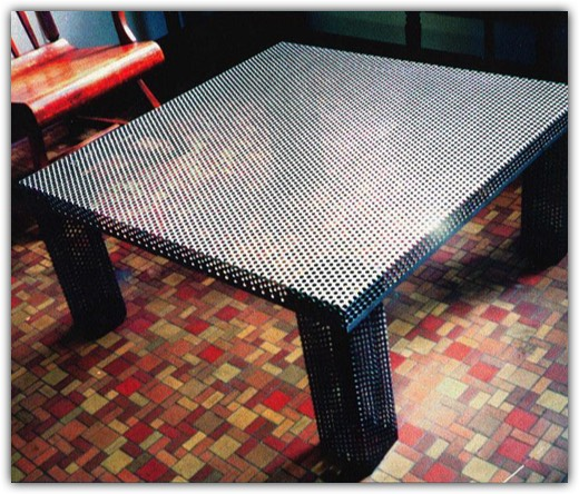 Perforated Metal Sheets Custom Perforated Metal Panels