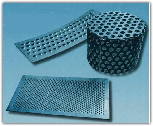 Perforated Metal Sheets Custom Perforated Metal Panels
