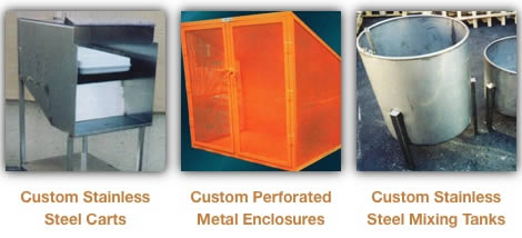 custom metal services